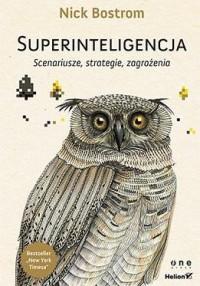 Superinteligencja. Scenariusze, - okładka książki
