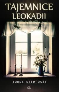 Tajemnice Leokadii - okładka książki