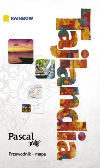 Tajlandia. Pascal 360 - okładka książki