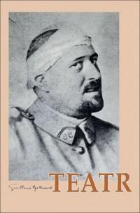 Teatr Apollinaire a - okładka książki