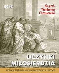 Uczynki Miłosierdzia - ks. prof. - okładka książki