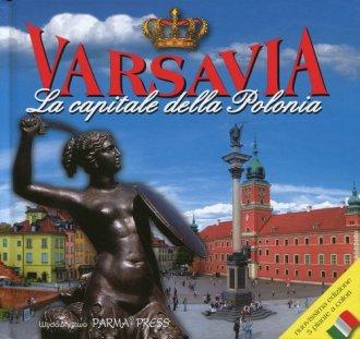 Warszawa - stolica Polski (wersja - okładka książki