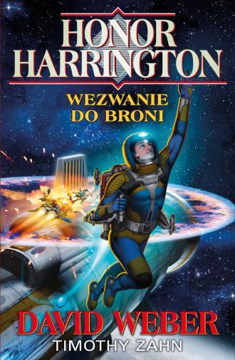 Honor Harrington. Wezwanie do broni - okładka książki