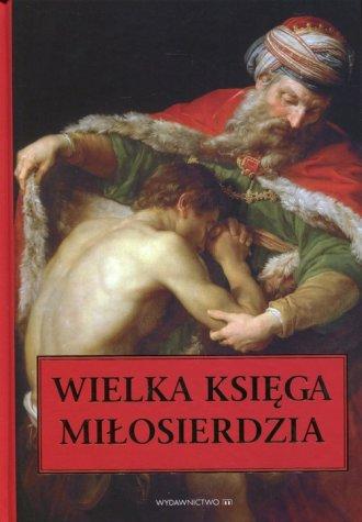 Wielka Księga Miłosierdzia - okładka książki