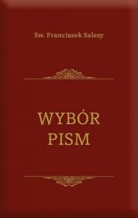 Wybór pism - okładka książki
