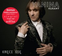 Yanina & 4GramY. Kręci się - Wydawnictwo - okładka płyty
