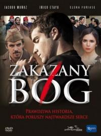 Zakazany Bóg FILM (książeczka DVD) - okładka książki