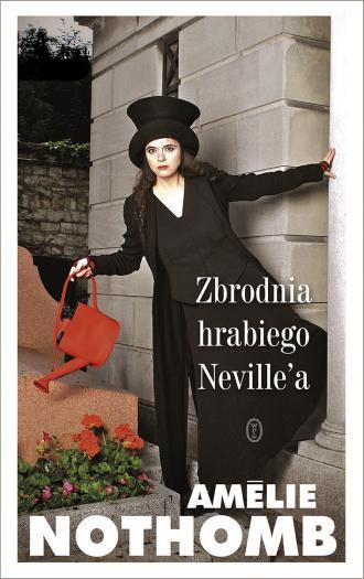 Zbrodnia hrabiego Nevillea - okładka książki