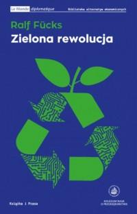 Zielona rewolucja - okładka książki