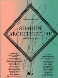 Architektura cienia / Shadow architecture cz. 2 - okładka książki