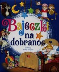 Bajeczki na dobranoc - okładka książki