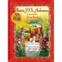 Baśnie H. Ch. Andersena - okładka książki