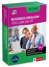 Business English. You can do it! - okładka książki