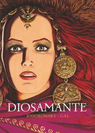 Diosamante - okładka książki