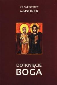 Dotknięcie Boga - okładka książki