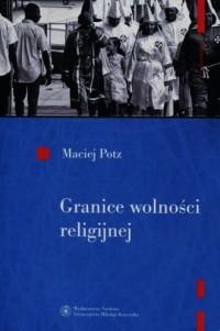 Granice wolności religijnej - okładka książki