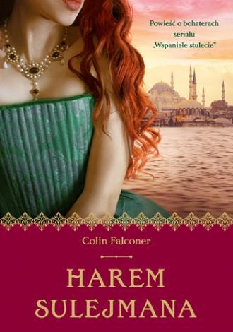 Harem Sulejmana - okładka książki