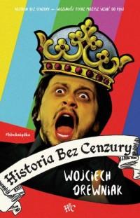 Historia bez cenzury - okładka książki