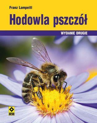 Hodowla pszczół - okładka książki