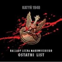 Katyń 1940. Ballady cz. 1 - Lech - okładka płyty