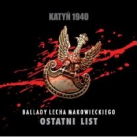 Katyń 1940. Ballady cz. 1 - okładka płyty