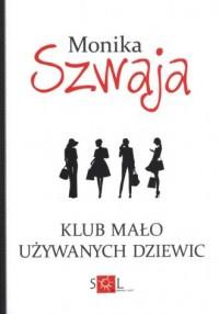 Klub Mało Używanych Dziewic - okładka książki