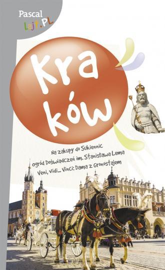 Kraków - okładka książki