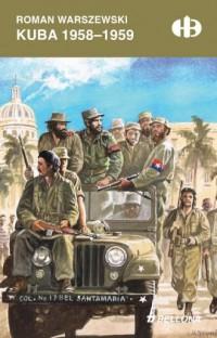 Kuba 1958-1959 - okładka książki