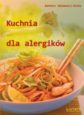 Kuchnia dla alergików - okładka książki