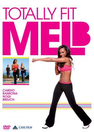 Mel B. Totally Fit 1 - okładka filmu
