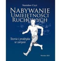 Nabywanie umiejętności ruchowych - okładka książki