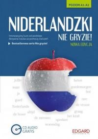 Niderlandzki nie gryzie. Poziom A1-A2 (+ CD) - okładka podręcznika