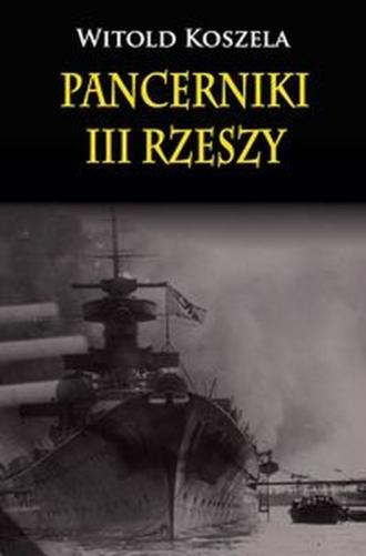 Pancerniki III Rzeszy - okładka książki