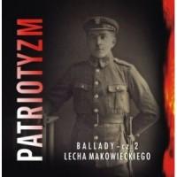 Patriotyzm. Ballady cz. 2 - Lech - okładka płyty