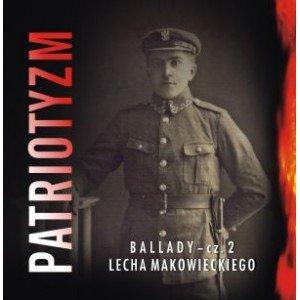 Patriotyzm. Ballady cz. 2 - okładka płyty