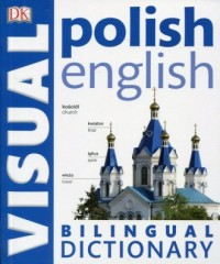Polish English. Bilingual Visual Dictionary - okładka książki