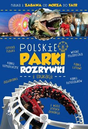 Polskie parki rozrywki - okładka książki