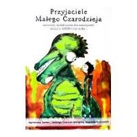 Przyjaciele Małego Czarodzieja. Materiały dydaktyczne dla nauczycieli dzieci z ADHD i nie tylko - okładka książki
