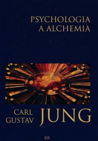 Psychologia a alchemia - okładka książki
