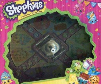 Shopkins. Pop n race game - zdjęcie zabawki, gry
