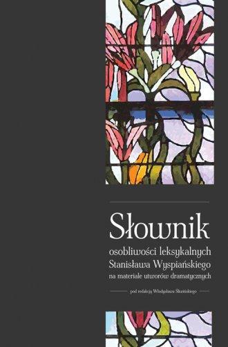 Słownik osobliwości leksykalnych - okładka książki
