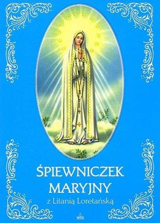 Śpiewniczek Maryjny z Litanią Loterańską - okładka książki