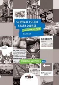 Survival Polish Crash Course. Podręcznik - okładka podręcznika