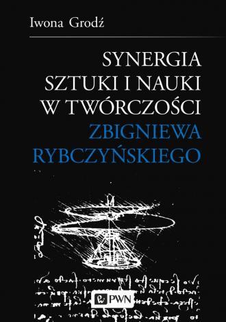 Synergia sztuki i nauki w twórczości - okładka książki