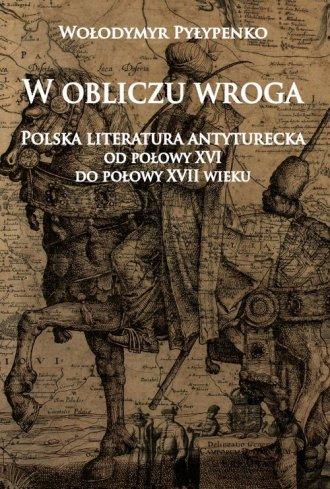 W obliczu wroga. Polska literatura - okładka książki