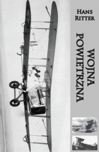 Wojna powietrzna - okładka książki