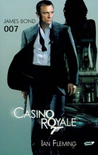 casino royale książka