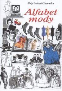 Alfabet mody - okładka książki