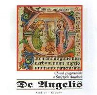 De Angelis (CD) - okładka płyty