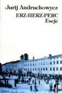 Erc-herc-perc i inne eseje - okładka książki